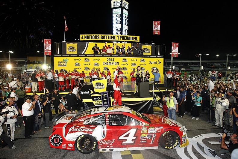 Harvick set to pass major Earnhardt NASCAR Cup Series milestone – autosport.com