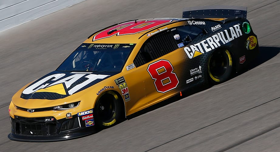 Hemric, Keselowski top Monster Energy Series practices at Kansas Speedway – NASCAR