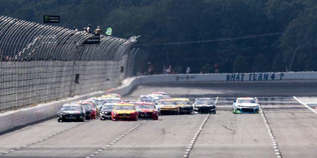 Here's how long the Pocono NASCAR doubleheader races will be – Fox News