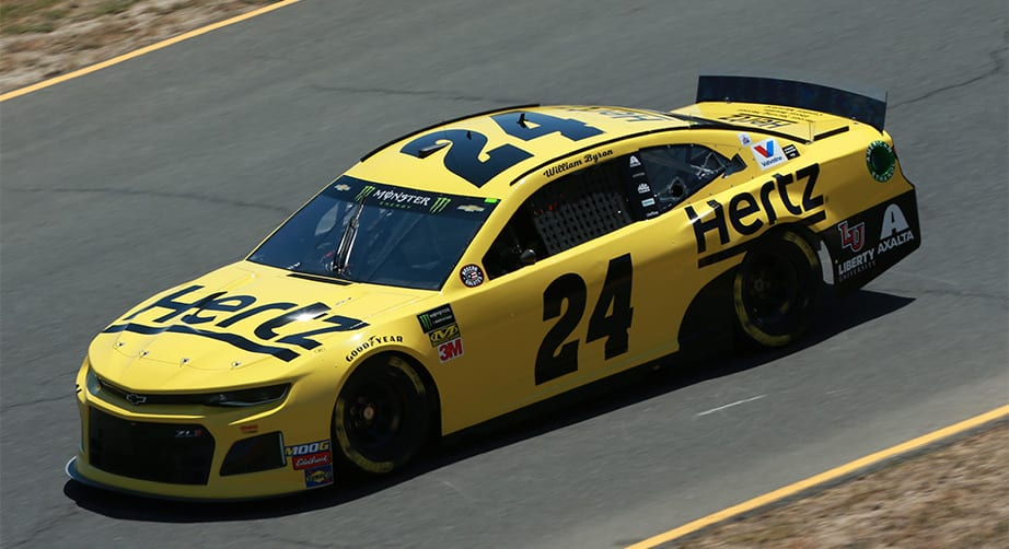 Hertz, Hendrick Motorsports extend partnership through 2021 – NASCAR