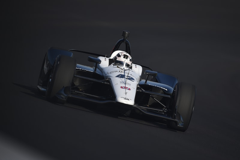 Jordan King's tyre-changer recovering after Indianapolis 500 injury – The Checkered Flag