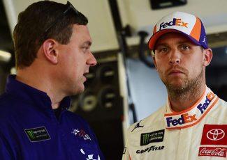 Kansas Monster Energy Series qualifying order – NASCAR