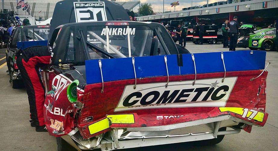 Martinsville chaos jolts Gander Trucks playoff picture – NASCAR