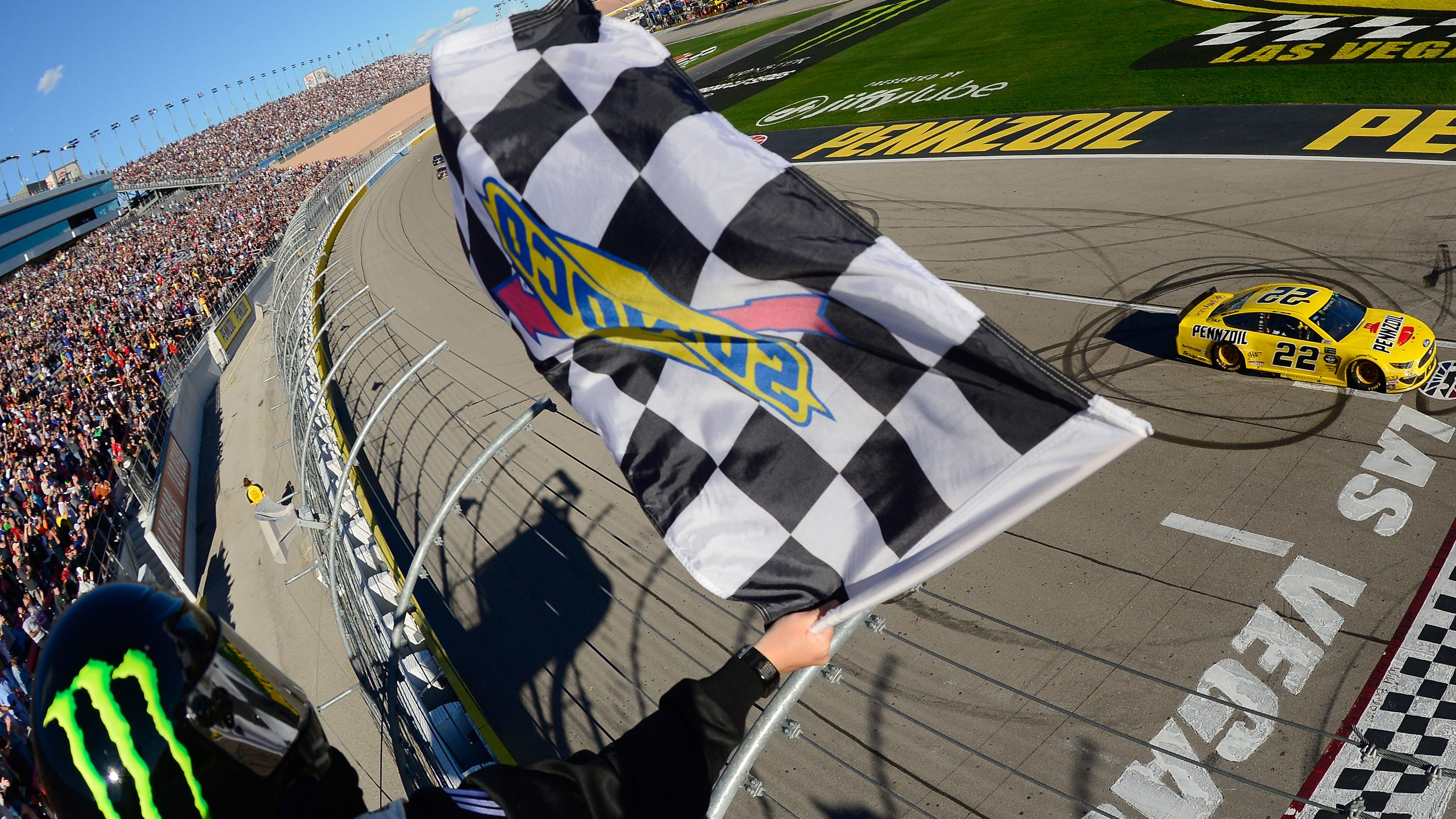 NASCAR at Kansas 2019: Schedule, lineup, TV and more for Hollywood Casino 400 playoff race – USA TODAY