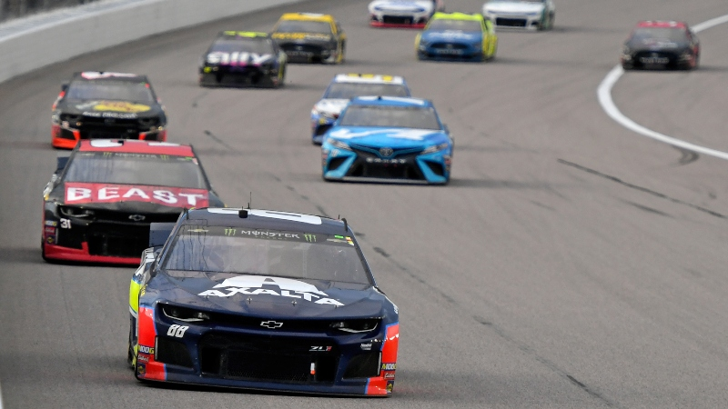 NASCAR at Kansas Odds, Pick: The 25-1 Driver to Bet Right Now – The Action Network