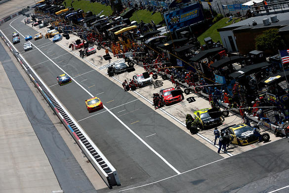 NASCAR DFS: Drydene 400 Playbook – FantasyAlarm.com