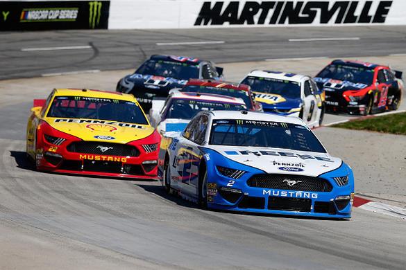 NASCAR DFS: First Data 500 Example Lineups – FantasyAlarm.com