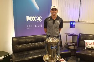 NASCAR driver Ross Chastain visits Fox 4 – Fox 4