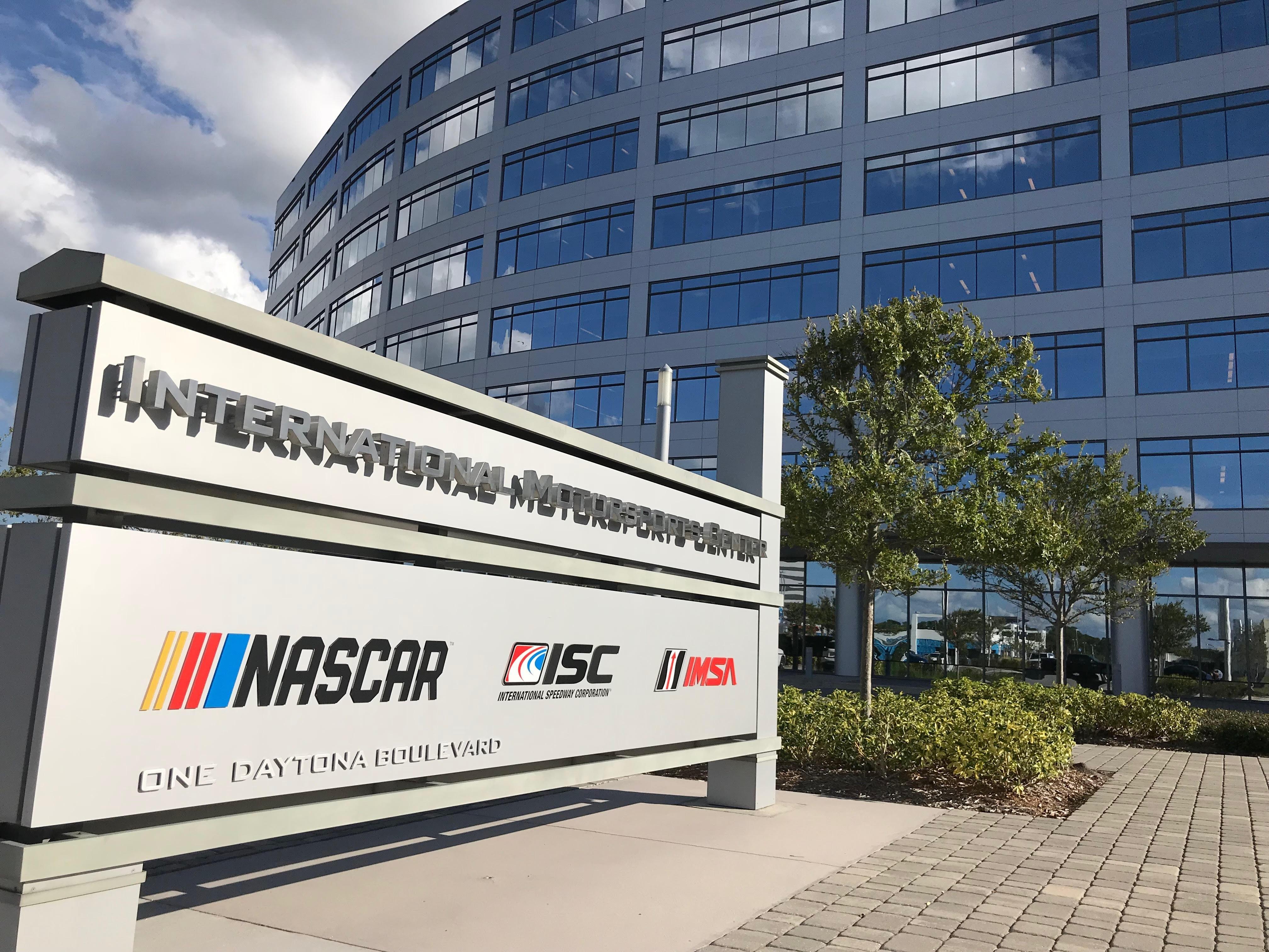 NASCAR-ISC merger set for Oct. 18 – News – Daytona Beach News-Journal