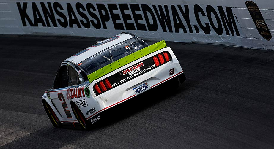 NASCAR Playoffs: Round of 8 set after Kansas – NASCAR
