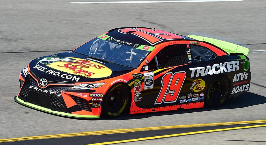 No. 19 Joe Gibbs Racing team fails inspection twice, crew member ejected at Dover – NASCAR