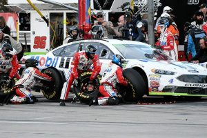 No. 4 team assessed L1-level penalty, docked 40 points – NASCAR