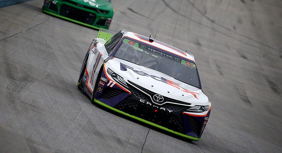 Penalty report: JGR No. 11 team docked for lug-nut violation at Dover – NASCAR
