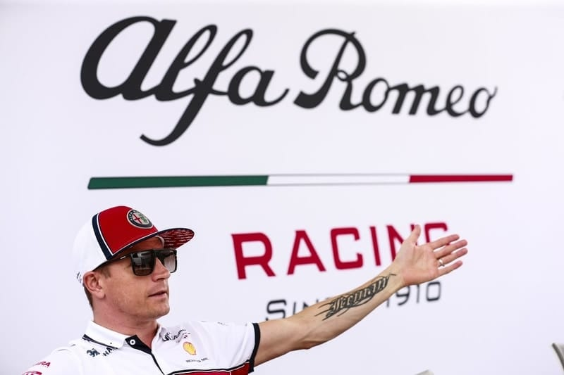 Räikkönen confident in Belgian GP participation after injury worry – The Checkered Flag