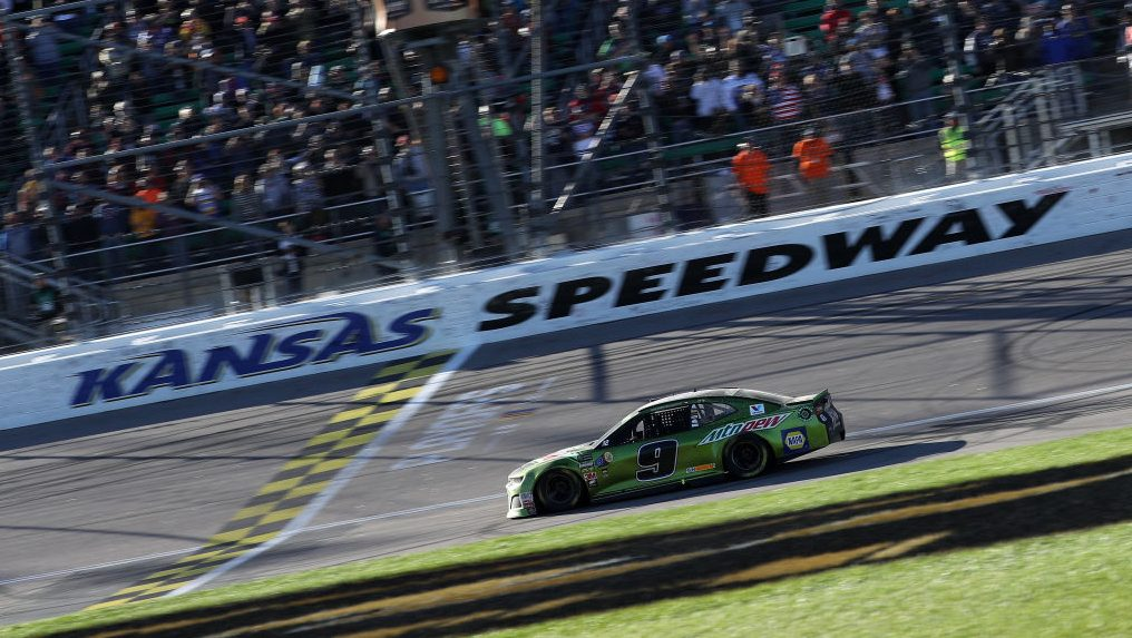 Schedule for Kansas Speedway's playoff weekend – NBC Sports – Misc.