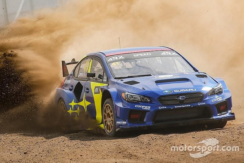 Scott Speed breaks his back in rallycross landing – Motorsport.com, Edition: Global