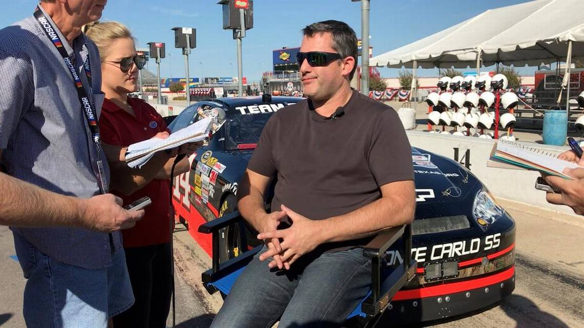 'Smoke Show' going on a dozen years at TMS. Should we call Tony Stewart a philanthropist? – Fort Worth Star-Telegram