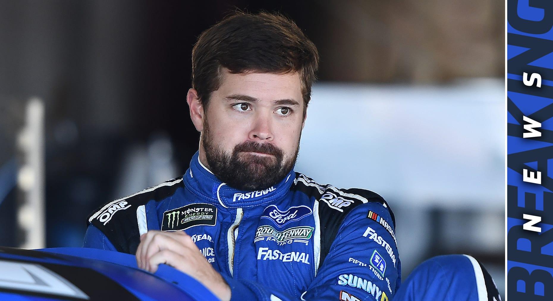 Stenhouse Jr. to drive for JTG Daugherty Racing in 2020 – NASCAR
