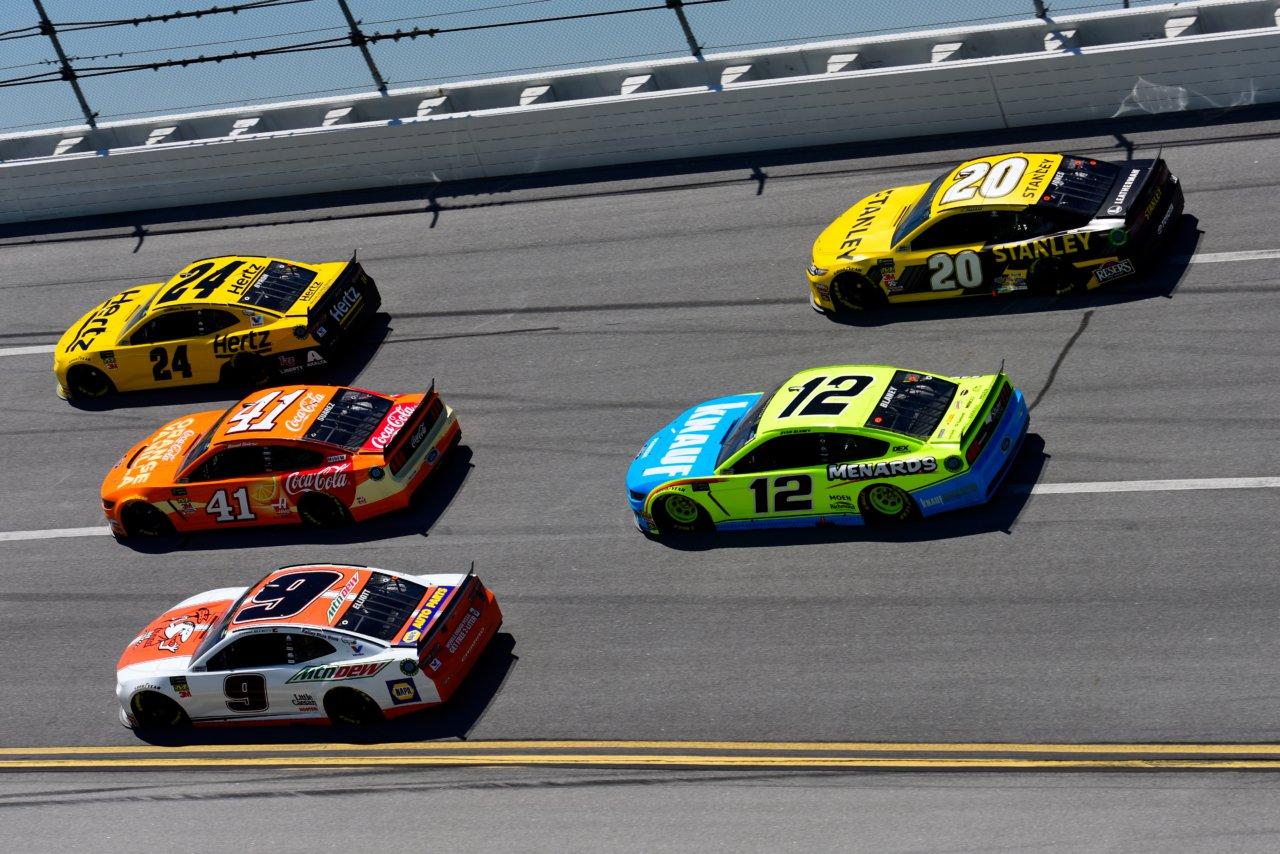 Talladega TV Schedule: October 2019 (NASCAR Weekend) – Racing News