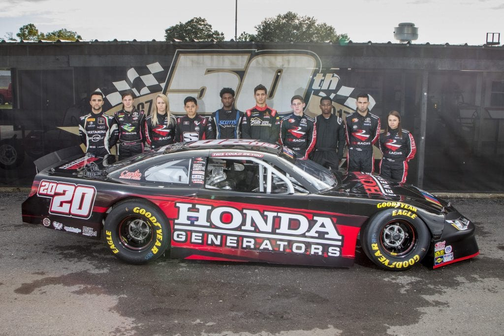Ten drivers compete in NASCAR Drive for Diversity combine – NASCAR