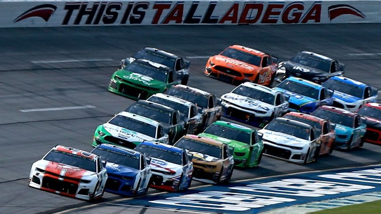 Where Cup playoff drivers stand heading to Talladega – NBC Sports – Misc.
