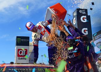 After 14 years, Denny Hamlin is ready for his moment in NASCAR's title race – For The Win