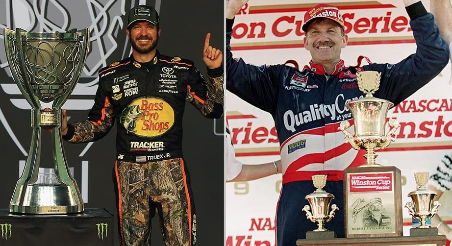 Analysis: The similarities in success between Martin Truex Jr. and Dale Jarrett – NASCAR