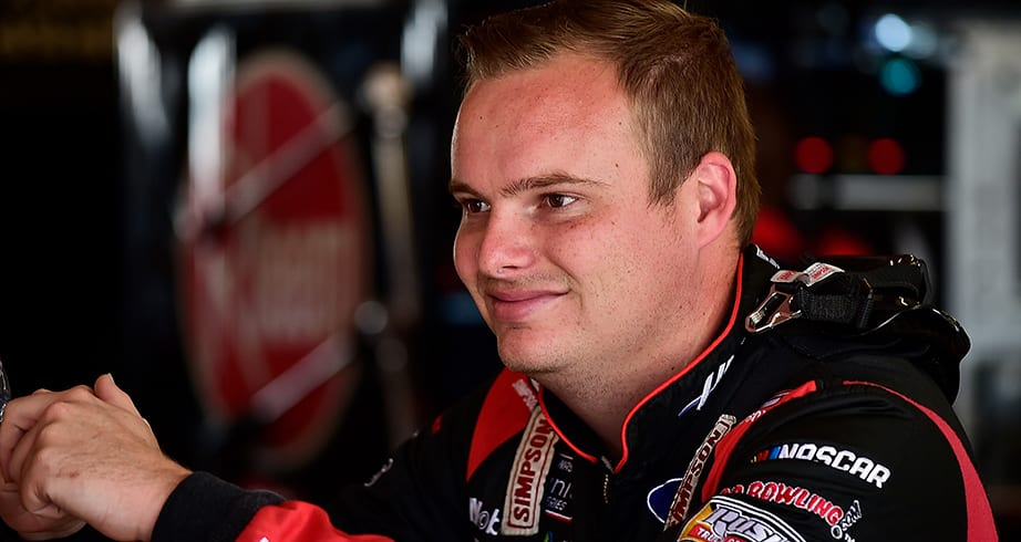 Cole Custer on 2020 report: Focused on this weekend – NASCAR