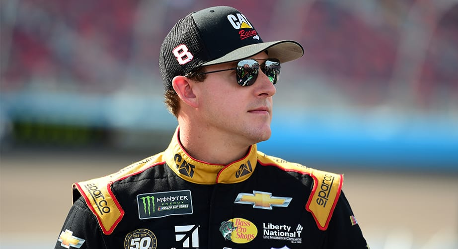 Daniel Hemric to pilot No. 8 JR Motorsports Chevrolet part time in 2020 – NASCAR