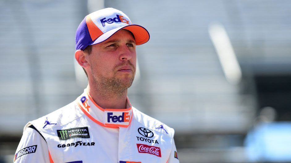 Denny Hamlin says NASCAR needs to be more active about policing drivers – Yahoo Sports