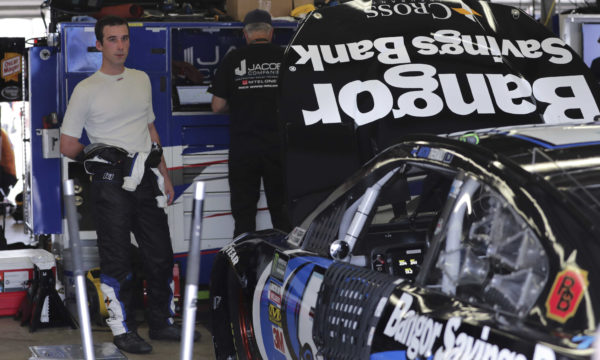 Despite season-ending injury, Fort Kent driver enjoyed productive year with NASCAR Cup races – Bangor Daily News