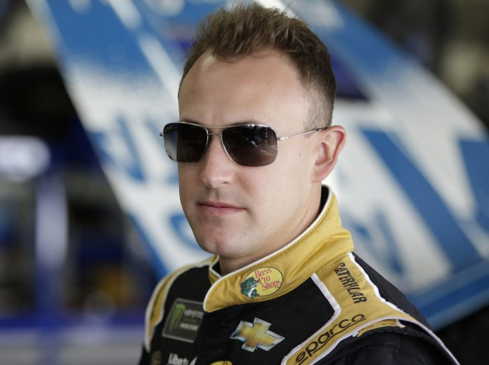 Hemric Lands Part-Time Ride With JR Motorsports – SPEED SPORT