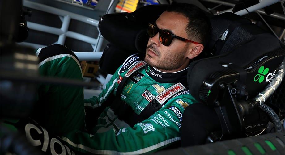 Larson on prospect of bumping way to Miami: 'Hopefully it's Newman' – NASCAR