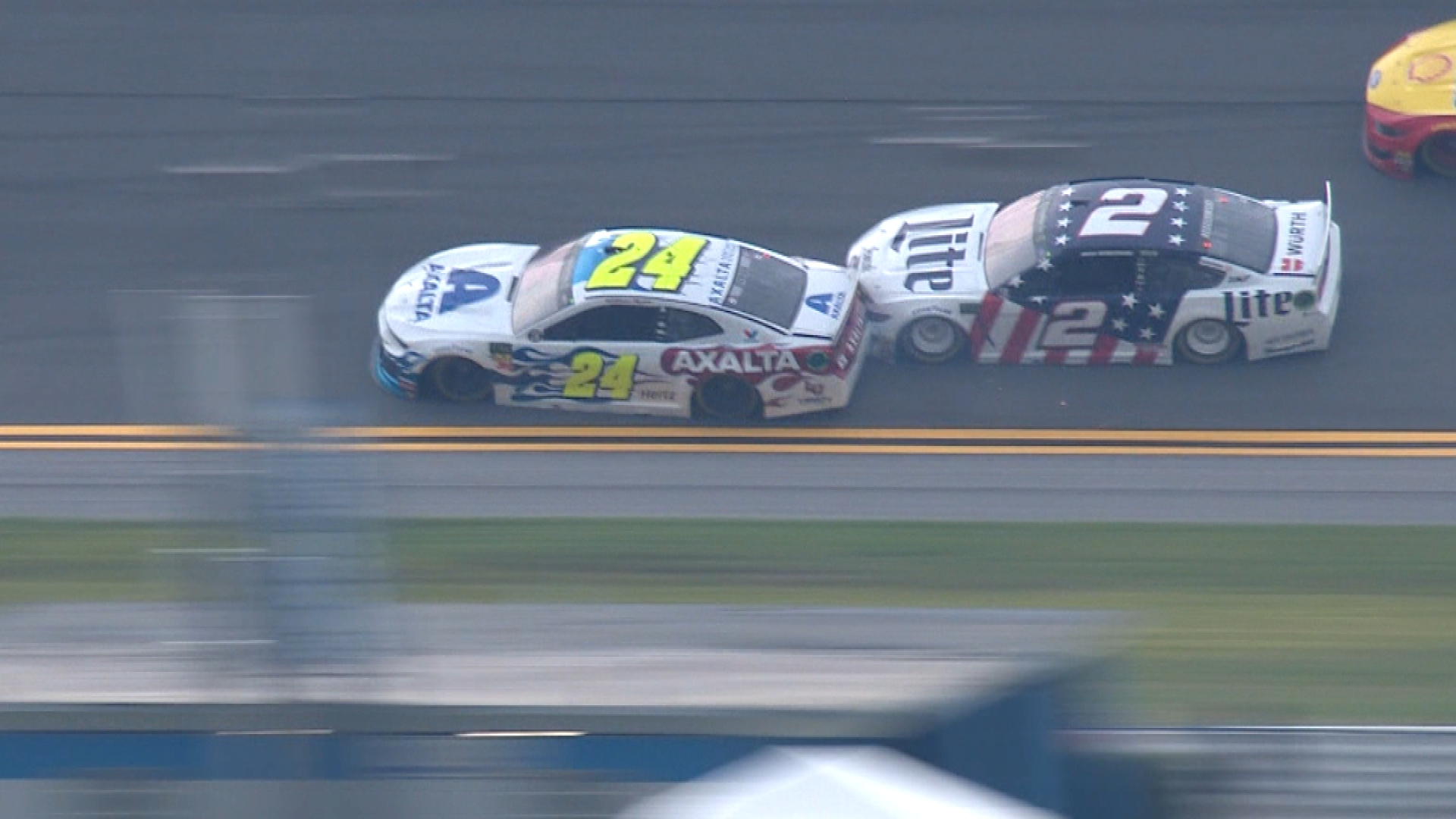 NASCAR: Brad Keselowski hopes to 'send a message' after practice incident – NBC Sports – Misc.