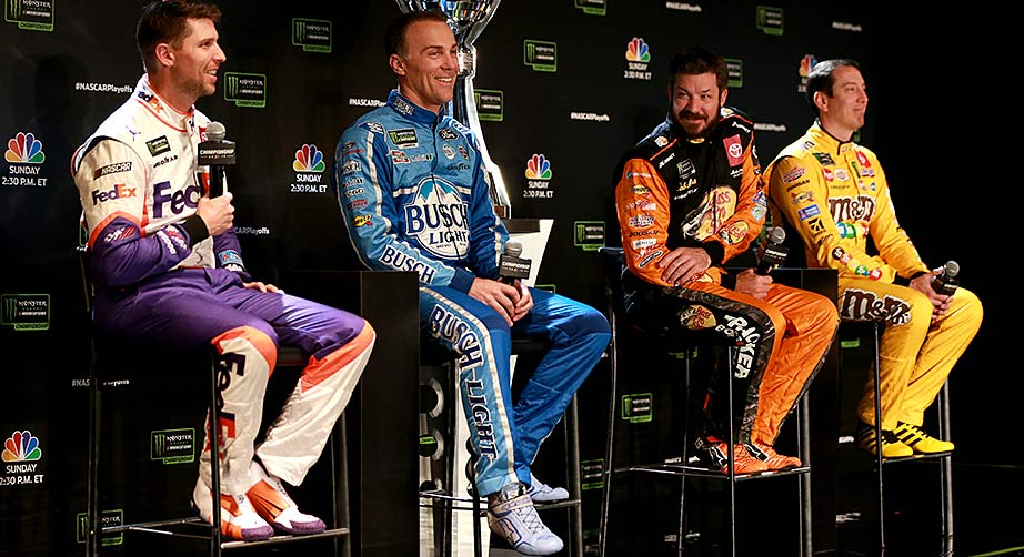 NASCAR.com staff predictions for the Monster Energy Series championship – NASCAR