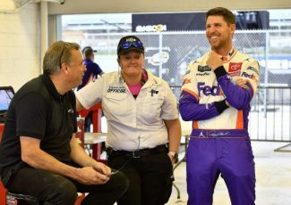NASCAR Cup Series championship decider qualifying cancelled – Yahoo Sports