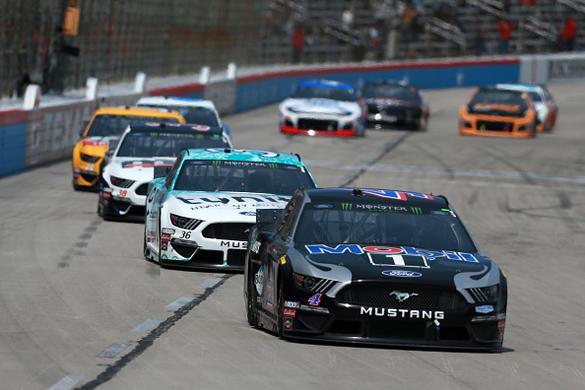 NASCAR DFS: AAA Texas 500 Track Breakdown – FantasyAlarm.com