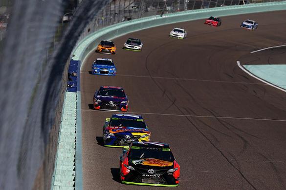 NASCAR DFS: Ford EcoBoost 400 Practice Notes – FantasyAlarm.com