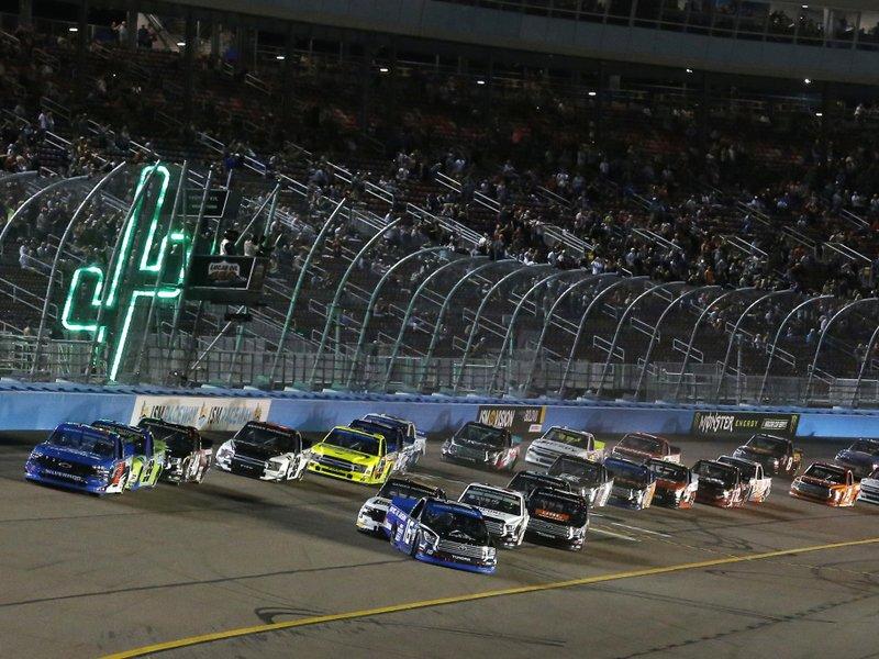 NASCAR executive details jumped start penalty in Truck Series semifinal – autoweek.com
