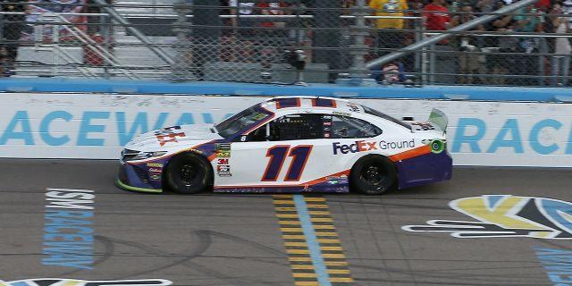 NASCAR final four set with Denny Hamlin's Phoenix win – Fox News
