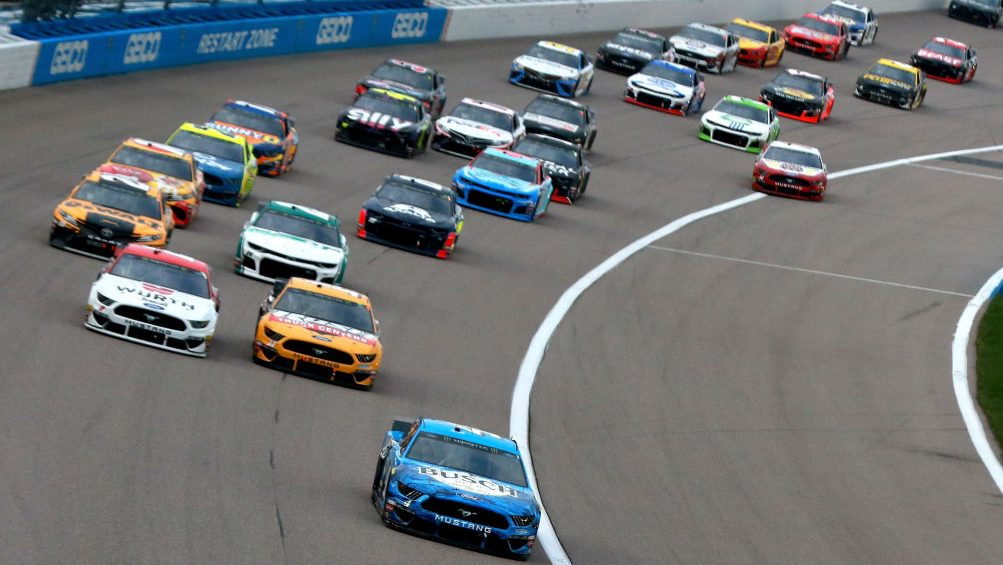 NASCAR's Friday schedule at Kansas Speedway – NBC Sports – Misc.