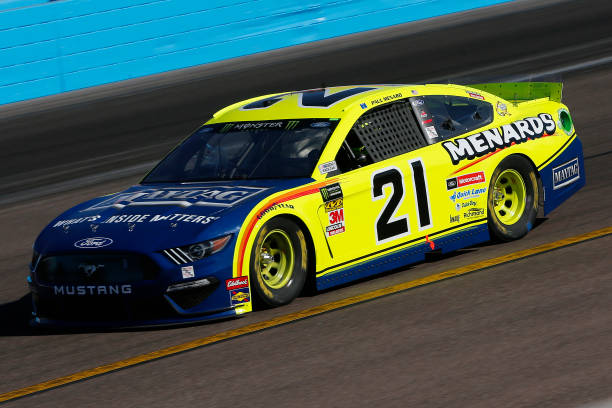 Paul Menard finishes 12th at ISM Raceway – NASCAR