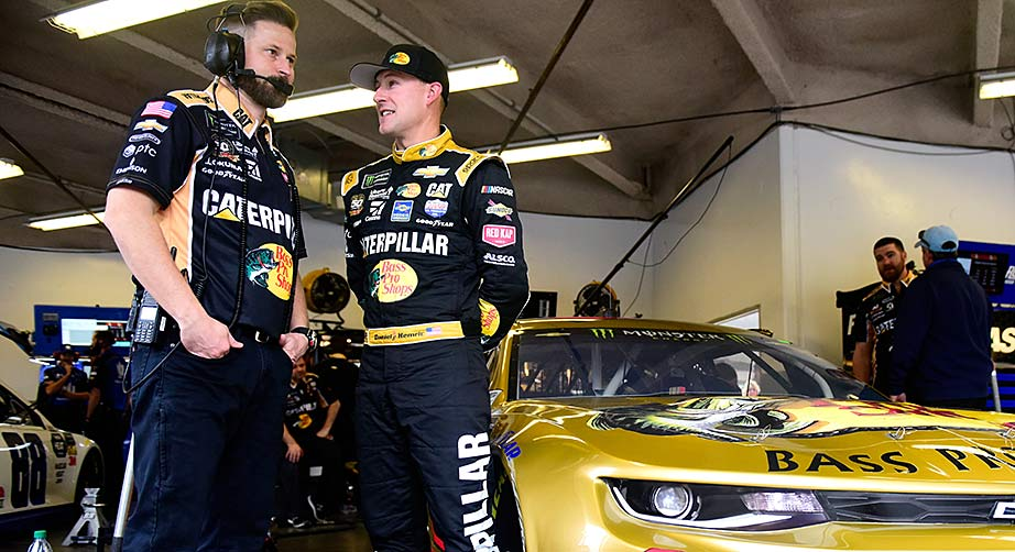 RCR, Roush shake up crew chief lineup: Lambert to No. 17; Reddick, Burnett paired – NASCAR