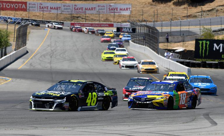 Sonoma TV Schedule: June 21-23, 2019 (NASCAR Weekend) – Racing News
