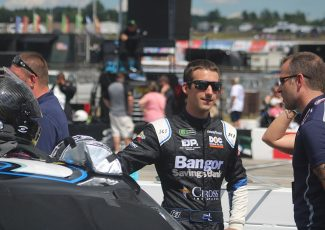 Theriault Out Of NASCAR Sunday Race [VIDEO] – 929theticket.com