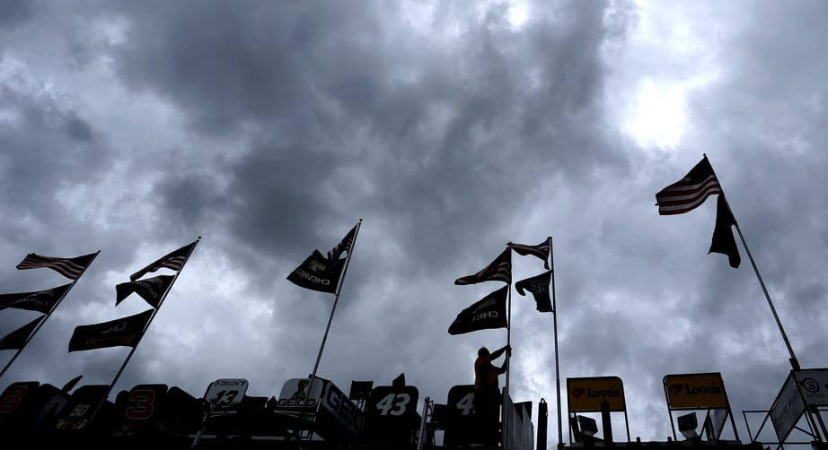 Weather causes schedule changes; Cup qualifying canceled, Saturday practice added – NASCAR