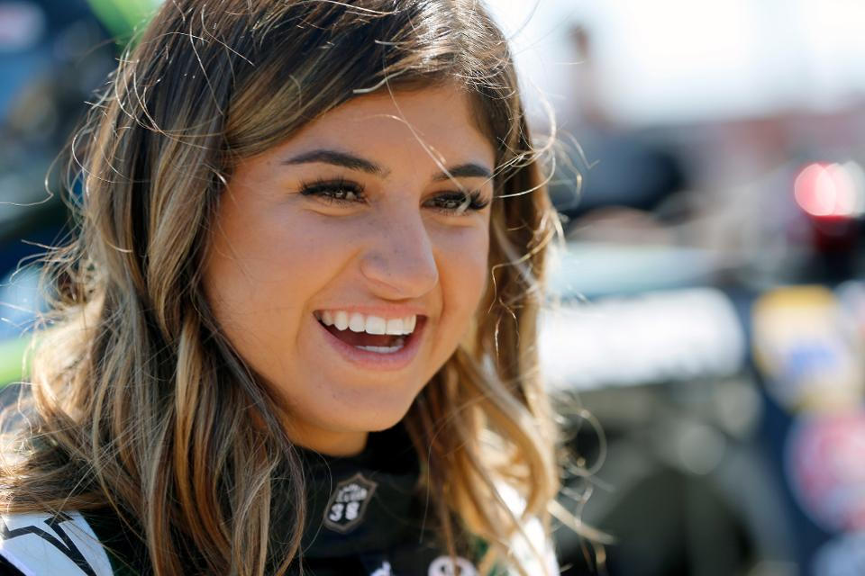 Where Does Hailie Deegan Go From Here In NASCAR? – Forbes