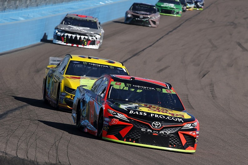 Why Truex Jr raced at Phoenix with 'half a team' and an 'old car' – autosport.com