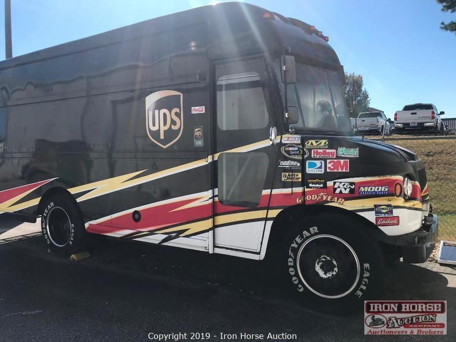 Dale Jarrett's NASCAR UPS Truck for sale – Racing News