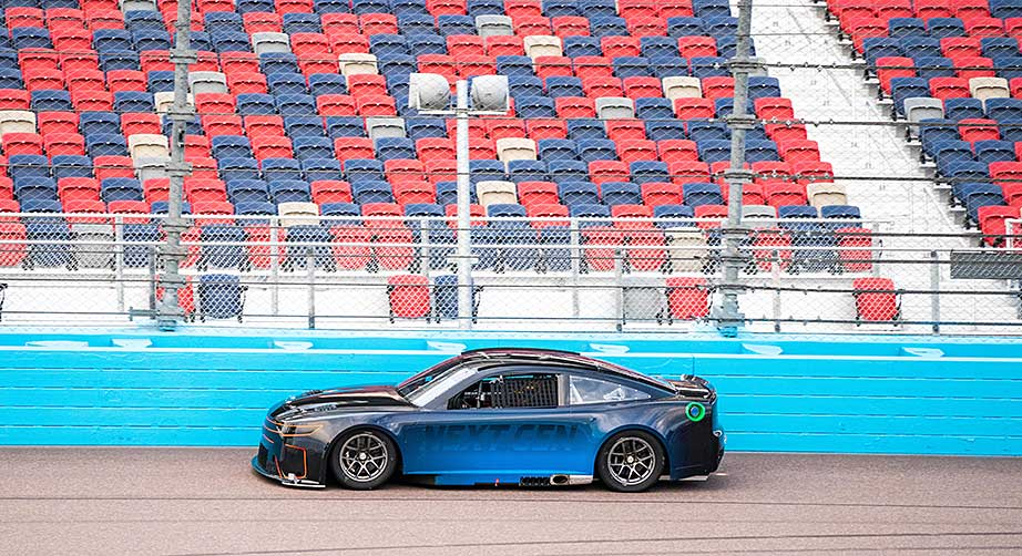 Early impressions: Joey Logano finds a 'challenging' Next Gen car in Phoenix test – NASCAR